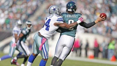 Eagles y Cowboys jugarán el último partido de 2013 con el título divisio...