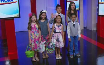 Tendencias de moda para que los niños disfruten el domingo de Pascua