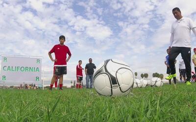 Gol Contra Reloj: desde los Ángeles Norwalk Toritos se enfrentó a FC Wolves