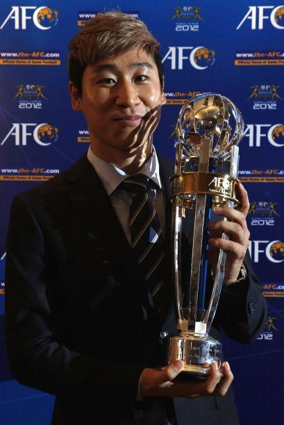Lee Keun-Ho.- Es el goleador actual de la selección de Corea del...