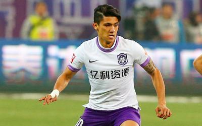 Montero, de 29 años de edad, anotó nueve goles en la tempo...