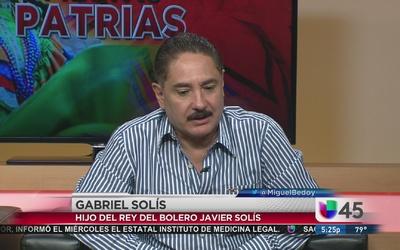 Gabriel Solis se presenta en Houston