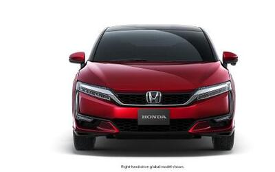 Honda Clarity Fuel Cell Sedan