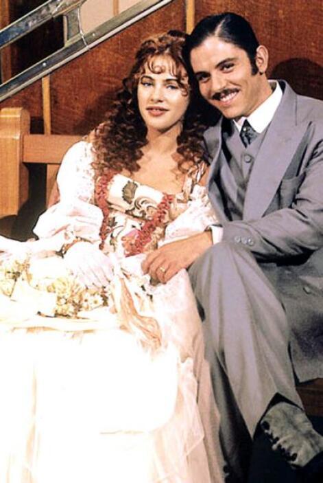 """En 1995 protagonizó """"Alondra"""" bajo la producción de Carla Estrada y desp..."""
