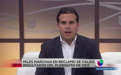 """Ricky Roselló: """"La estadidad nos trae más recurso"""""""
