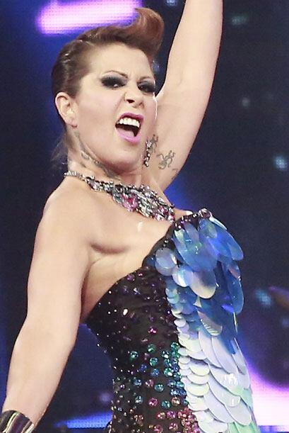 Mira más fotos del baile de los famosos.