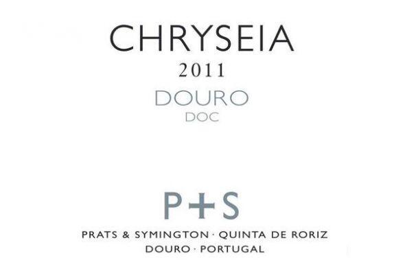 El Chryseia, cosecha 2011, es un vino de la casa Prats & Symington e...