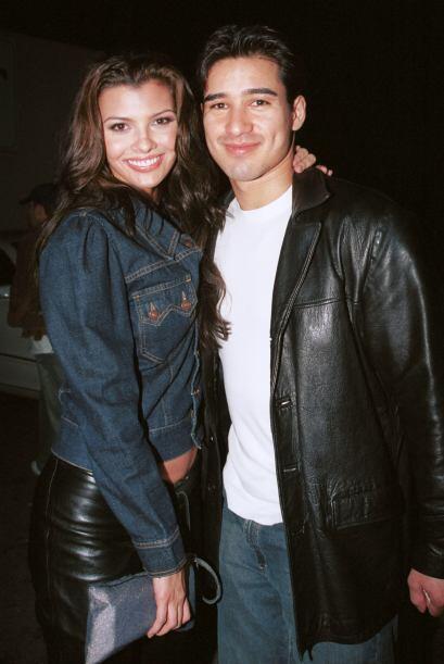 Mario mantuvo una relación de seis años con la actriz Ali Landry y se ca...