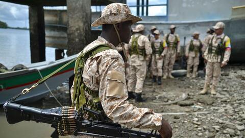 FARC entregan las armas
