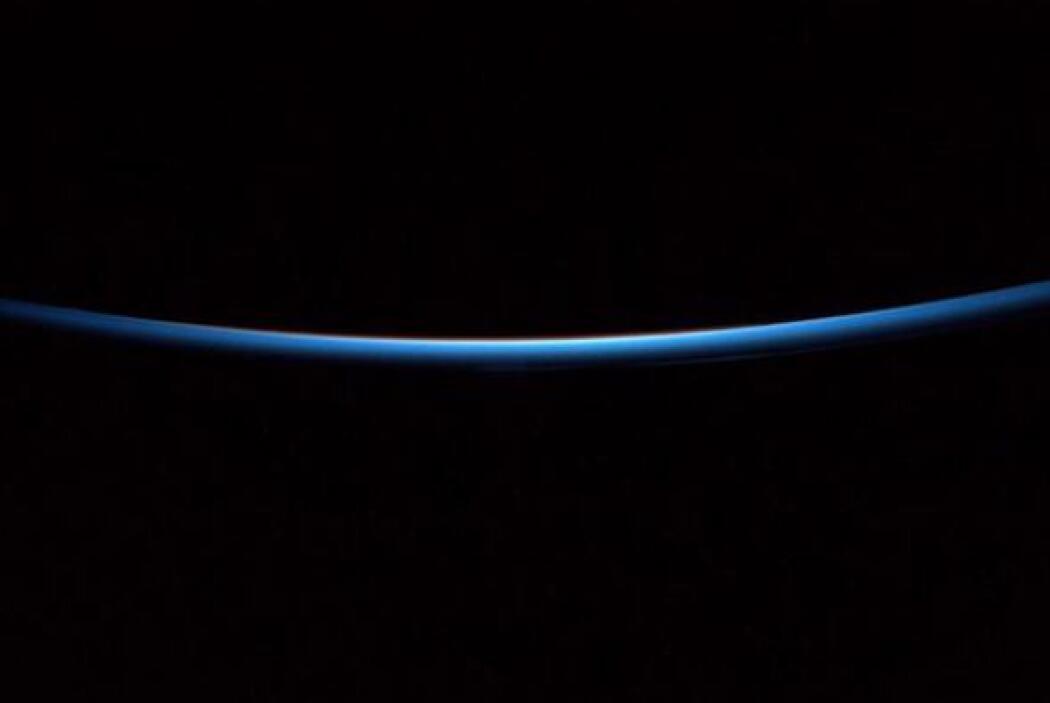El gato   de Cheshire, en   la órbita   baja de la Tierra   Fotos: @ast...
