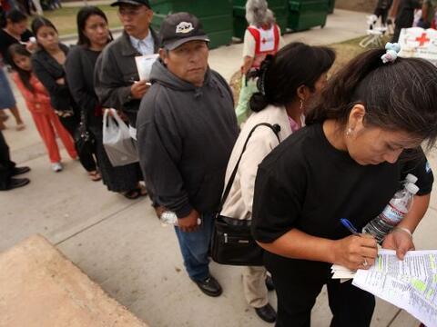 Los hispanos son la minoría más importante en Estados Unid...