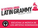 La música del Latin Grammy llega a Uforia
