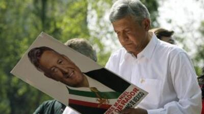 Andrés Manuel López Obrador afirmó que ya no es el mismo de hace seis años.