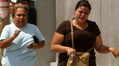 Por lo menos 14,300 personas desaparecieron en México de enero de 2008 a...