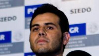 """Vicente Zambada Niebla, alias """"El Vicentillo""""."""