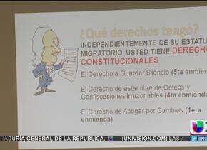 Foros informativos para inmigrantes en Pomona