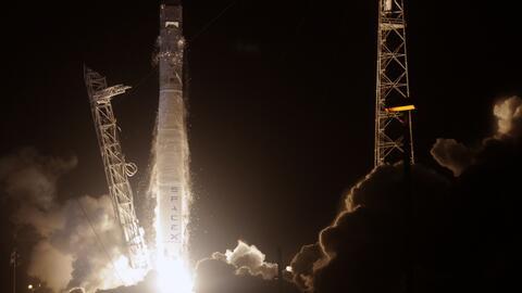 En qué consiste el lanzamiento del cohete experimental Spacex
