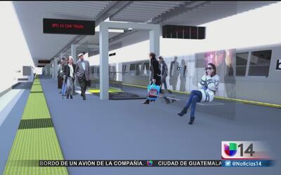 Proyecto millonario para remodelación de estación del BART