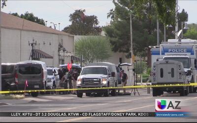 Amenaza de bomba paralizó la ciudad de Scottsdale