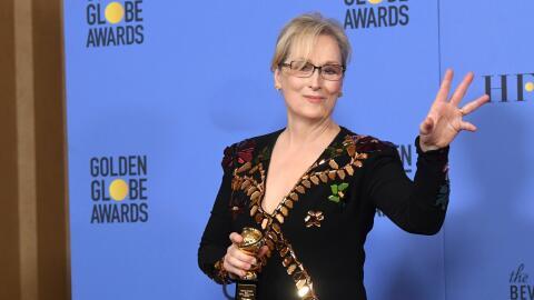 Meryl Streep no ha respondido a la invitación para que asista a u...