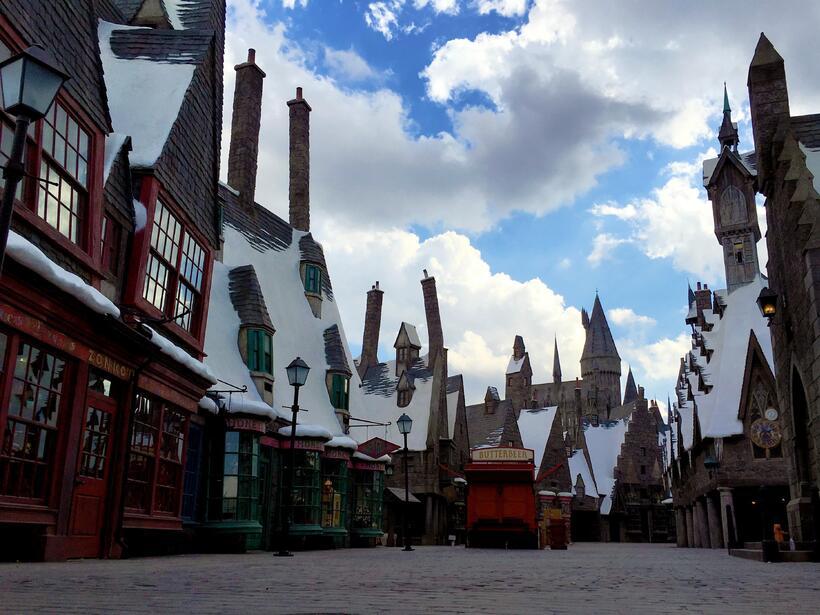 El área dedicada a Harry Potter abrirá sus puertas el 7 de abril de 2016