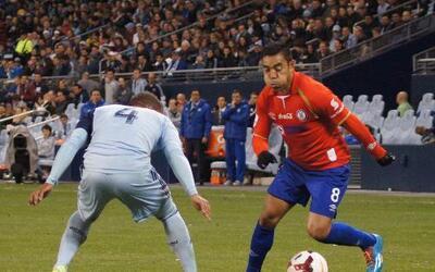 Cruz Azul perdió 1 - 0 ante el Sporting Kansas City en Concachampions