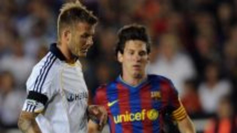 La diferencia entre los ingresos de Beckham sobre los de Messi es de un...