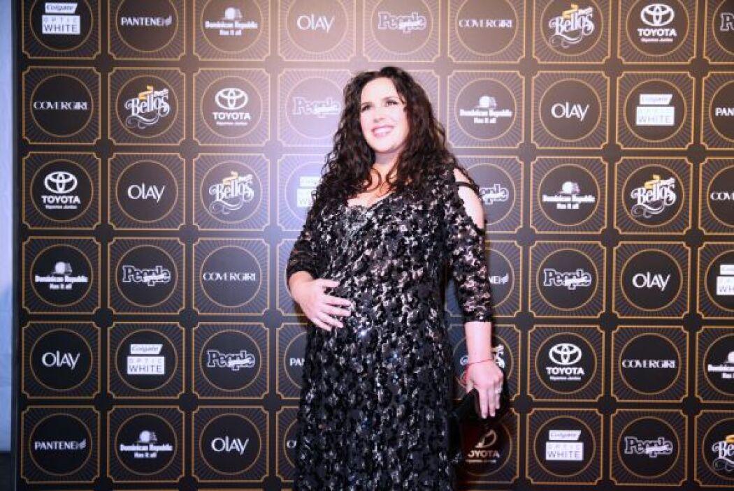 La actriz confirmó hace unas semanas que  el bebé que espera será un varón.