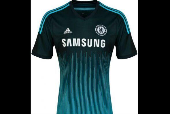 El Chelsea de Inglaterra podría ocupar esta indumentaria como tercer uni...