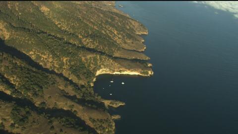 Vea en todo su esplendor el maravilloso paisaje de la isla de Santa Cruz