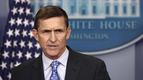 Un comité de supervisión del Congreso asegura que Michael Flynn incumpli...