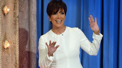 Kris Jenner jugó broma pesada y cachonda a sus hijas