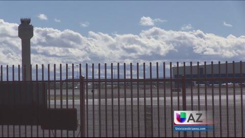 Trágico accidente aéreo en Tucson
