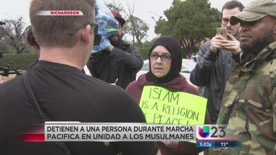 Aumentan incidentes contra musulmanes en EU