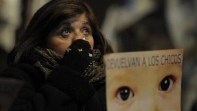 La condena a dirigentes de la dictadura militar de Argentina por los cas...