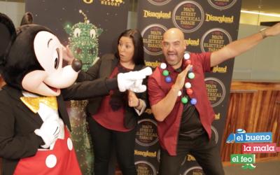 Mickey Mouse y El Pelón