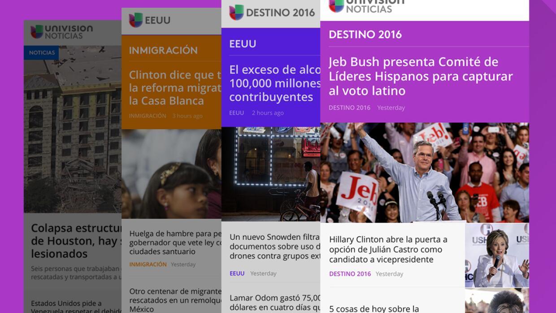 Univision Noticias lanza la nueva versión de su app UNIVISION_APP_IG.jpg