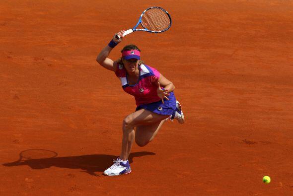 Clijsters, de 27 años y finalista en París en 2001 y 2003,...