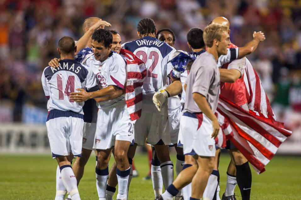 Historia de la maldición de Columbus: México vs Estados Unidos OK 2005 C...