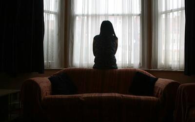 Mal de muchas, las dramáticas imágenes de una mujer golpeada por su pareja