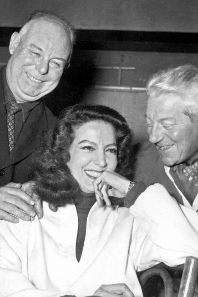 María Félix Esta actriz mexicana nacida en 1914 es considerada por much...