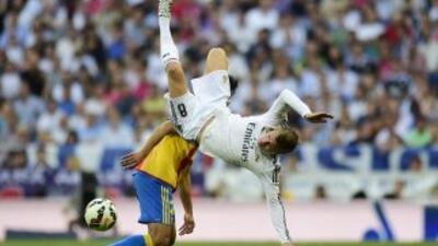 El Real Madrid dice prácticamente adiós a la Liga española neutralizado...