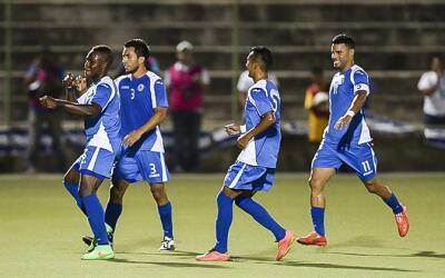 Selección de Nicaragua