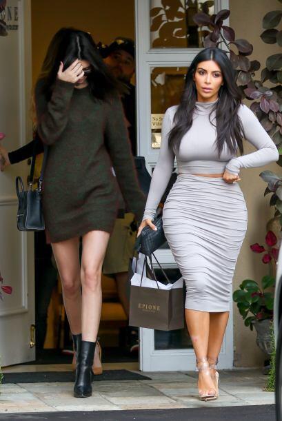 No te enojes Kim, son algunos consejos para que luzcas más chic.