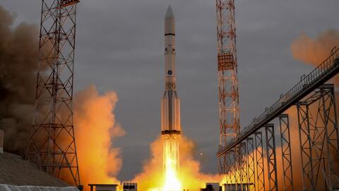 La misión ExoMars rumbo a Marte