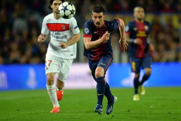 Barcelona no paraba de ir al frente, aunque cuando llegaba a zona de def...