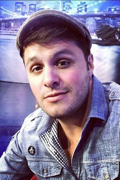 """""""Grabandole duro @amordidas"""", dijo Paul. (Mayo 21, 2014)"""