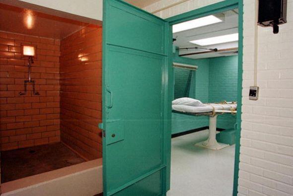 A lo largo de 38 años que la pena capital se ha llevado acabo en...