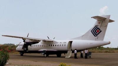 Hallan los restos del avión indonesio desaparecido