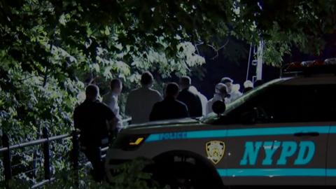 Hallan el cadáver de una mujer entre la maleza del parque Seton Falls en...